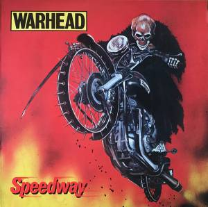 Warhead: Speedway - Cover