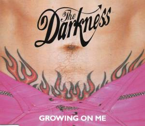 Cover - Darkness, The: Growing On Me