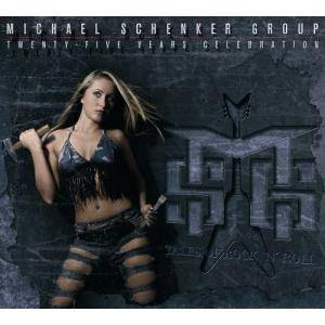 Cover - Michael Schenker Group: Twenty-Five Years Celebration