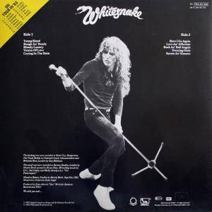 Whitesnake: Saints & Sinners (LP) - Bild 2