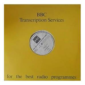 Whitesnake: BBC Transcription Services - Cover