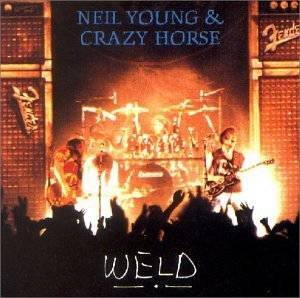 Neil Young & Crazy Horse: Weld - Cover