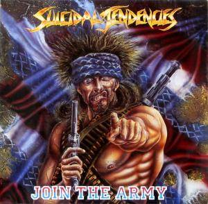 Suicidal Tendencies: Join The Army (LP) - Bild 1