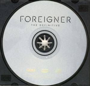 Foreigner: The Definitive (CD) - Bild 4