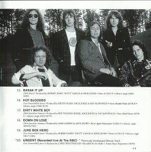 Foreigner: The Definitive (CD) - Bild 8