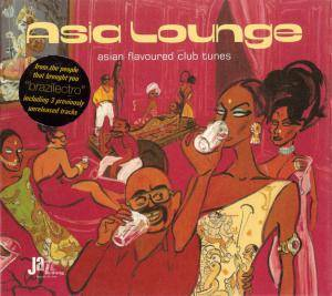 Cover - Da Lata: Asia Lounge - Asian Flavoured Club Tunes