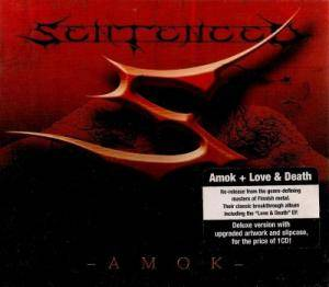 Sentenced: Amok / Love & Death - Cover