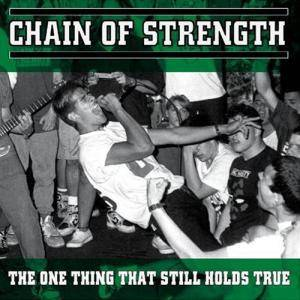 Chain Of Strength: One Thing That Still Holds True, The - Cover