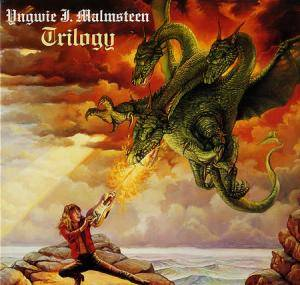 Cover - Yngwie J. Malmsteen: Trilogy