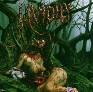 Cover - Lividity: Used, Abused, And Left For Dead