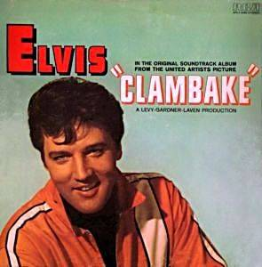 Elvis Presley: Clambake - Cover