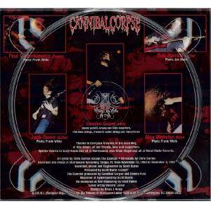 Cannibal Corpse: The Bleeding (CD) - Bild 3