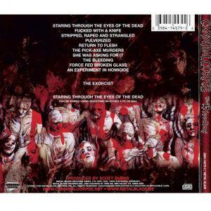 Cannibal Corpse: The Bleeding (CD) - Bild 4