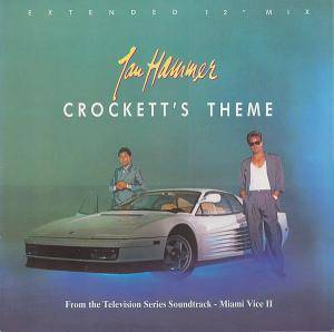 Jan Hammer: Crockett's Theme - Cover