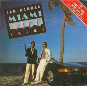 Cover - Jan Hammer: Miami Vice Theme