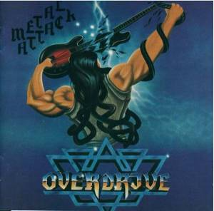 Overdrive: Metal Attack - Cover