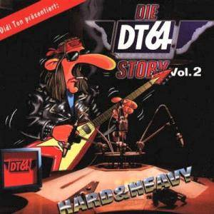 Cover - Cobra: DT 64 Story Vol. 2 Hard & Heavy