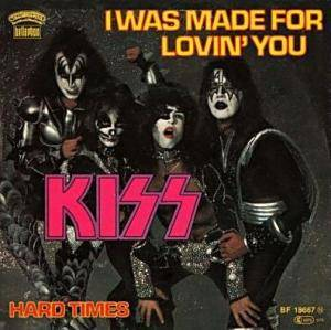 "KISS: I Was Made For Lovin' You (7"") - Bild 1"