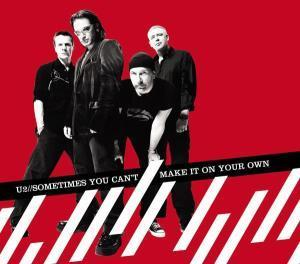 U2: Sometimes You Can't Make It On Your Own - Cover