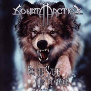 Sonata Arctica: For The Sake Of Revenge - Cover