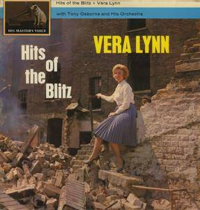 Vera Lynn: Hits Of The Blitz - Cover