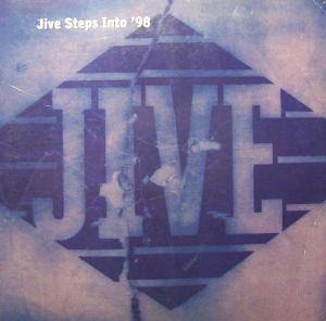 Jive Steps Into '98 - Cover