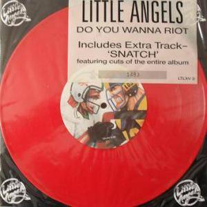 Cover - Little Angels: Do You Wanna Riot