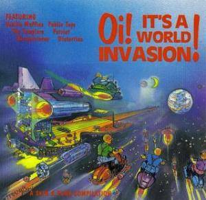 Cover - Sons Of Pride: Oi! It's A World Invasion! Vol. 1