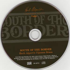 Herb Alpert & The Tijuana Brass: South Of The Border (CD) - Bild 4