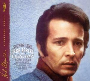 Cover - Herb Alpert & The Tijuana Brass: ...Sounds Like...