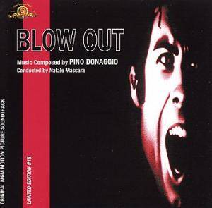 Cover - Pino Donaggio: Blow Out