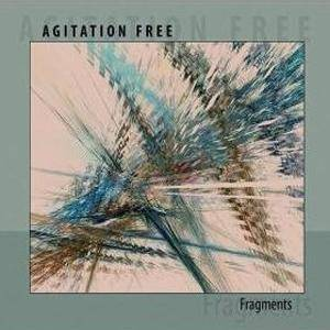 Agitation Free: Fragments - Cover