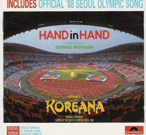 Koreana: Hand In Hand - Cover
