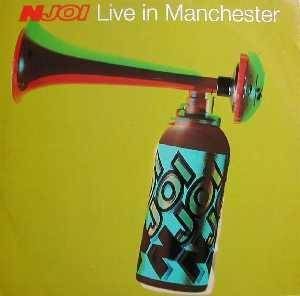 Cover - N-Joi: Live In Manchester