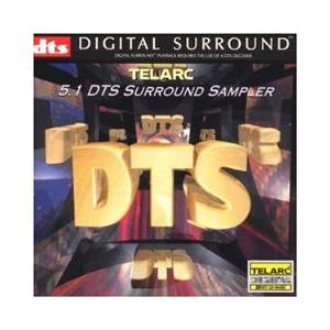 Telarc 5.1 Dts Surround Sampler - Cover
