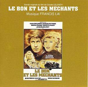Cover - Francis Lai: Bon Et Les Mechants, Le