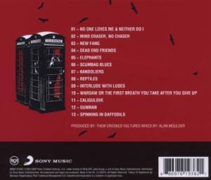 Them Crooked Vultures: Them Crooked Vultures (CD) - Bild 2