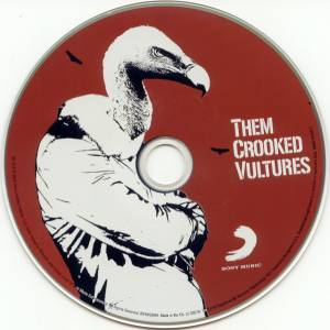 Them Crooked Vultures: Them Crooked Vultures (CD) - Bild 3