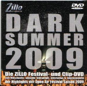 Zillo 2009 10 - Dark Summer 2009 - Cover