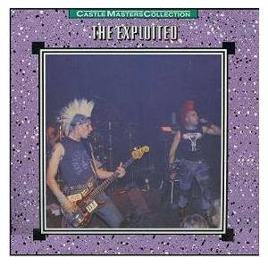 The Exploited: Castle Masters Collection (LP) - Bild 1