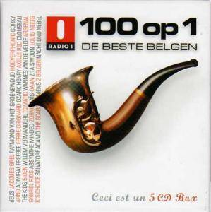 Cover - Scabs, The: 100 Op 1: De Beste Belgen