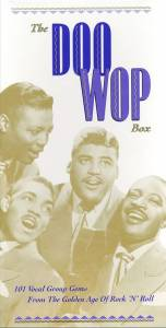 Cover - Cleftones, The: Doo Wop Box I, The