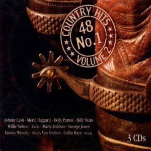 Cover - George Jones & Tammy Wynette: 48 Nr. 1 Country Hits Volume 2
