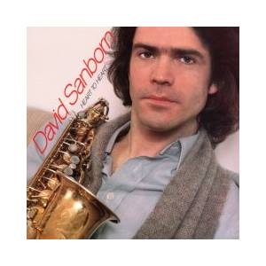 David Sanborn: Heart To Heart - Cover