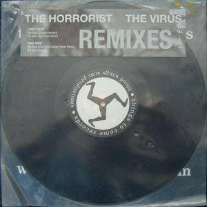 Cover - Horrorist, The: Virus, The
