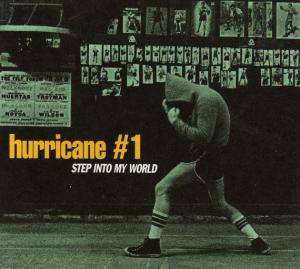 Cover - Hurricane #1: Step Into My World