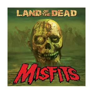 Misfits: Land Of The Dead - Cover