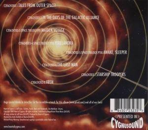 Heart Of Cygnus: Tales From Outer Space! (CD) - Bild 2