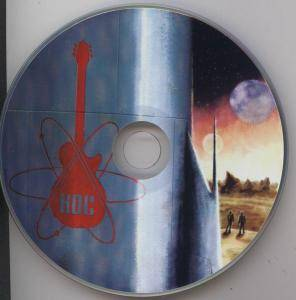 Heart Of Cygnus: Tales From Outer Space! (CD) - Bild 3