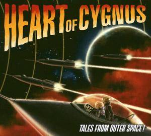 Heart Of Cygnus: Tales From Outer Space! (CD) - Bild 1